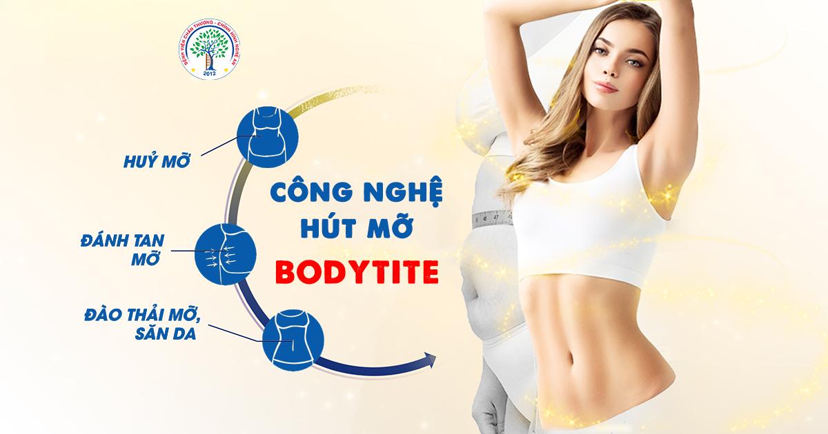 Khám phá công nghệ hút mỡ- căng da bụng  –  không cần phấu thuật – Bodytite